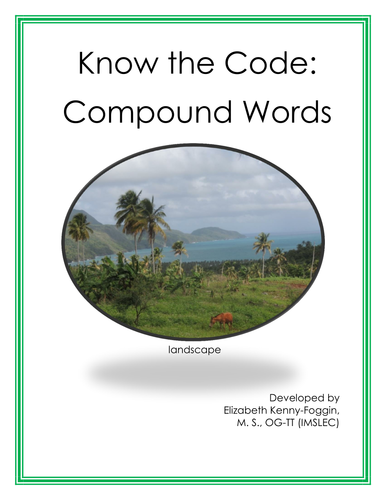 Know the Code: Compound Words