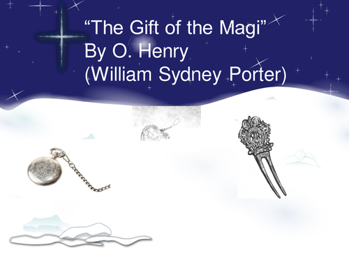 "Resource Pack for ""The Gift of the Magi"""