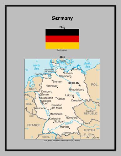 Passport to the World  -- Germany