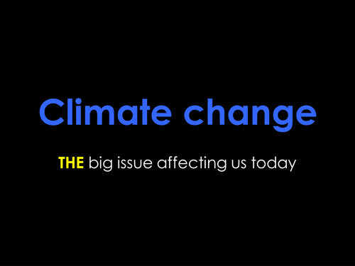 Global Warming: fact, theory or lie?