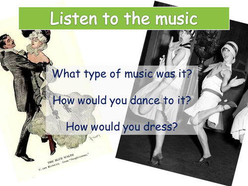USA 1919-41: Topic 2- US Society- (Roaring 20s; Women; Prohibition; Race; Immigration) - 10 lessons