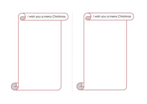 English Christmas Lesson: A Twisted Christmas