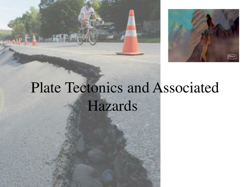 Plate Tectonics and Associated Hazards - AQA