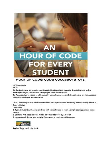 Hours of Code: Code Collaborators