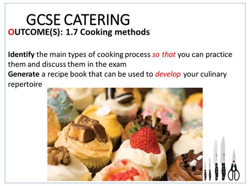 Gcse food technology standard components prezi presentation by gcse catering 117 cooking methods forumfinder Images
