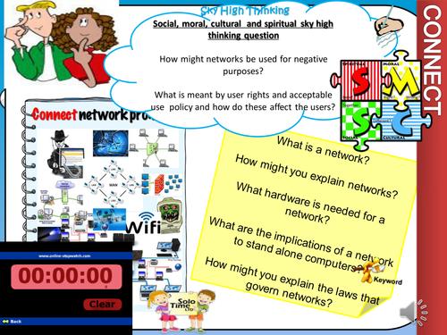 Network & Topoligies Outstanding Lesson