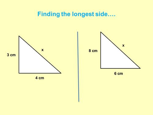 Pythagoras / Circle