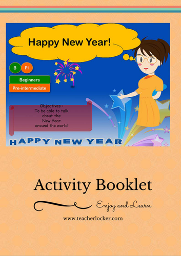 esl learn about new year celebration around the world lesson