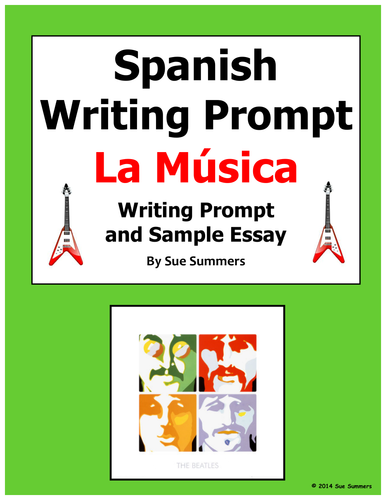 spanish essays for beginners