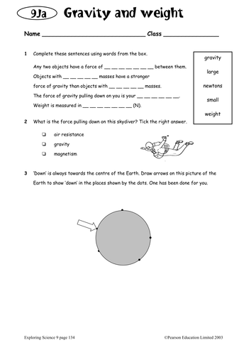 Worksheet Refraction Worksheet Ks3 refraction ks3 or ks4 by purplepotassium teaching resources tes 9j gravity and weight