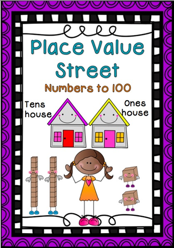Place Value Street- Numbers to 100