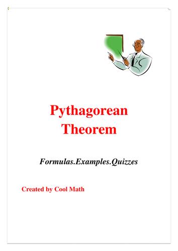 PythagoreanTheorem