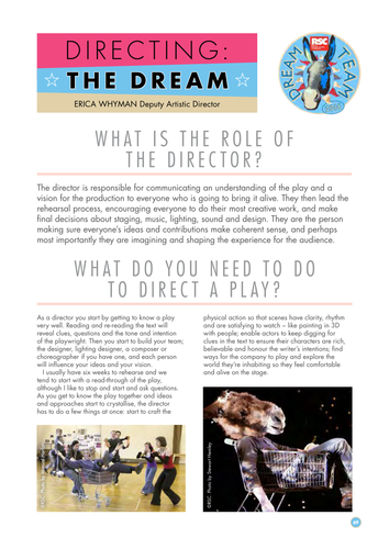 What is the Role of the Director?