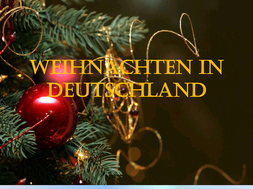 weihnachten in deutschland christmas in germany by. Black Bedroom Furniture Sets. Home Design Ideas