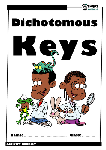 Dichotomous Keys Preview