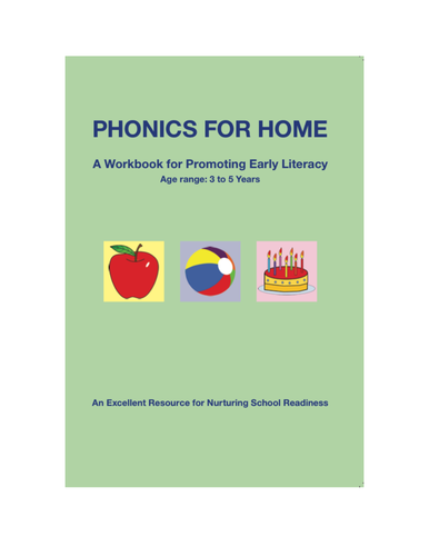 Phonics for Home