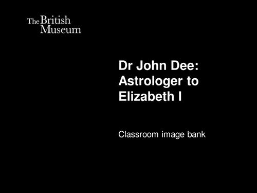 Shakespeare's influences: Dr John Dee image bank