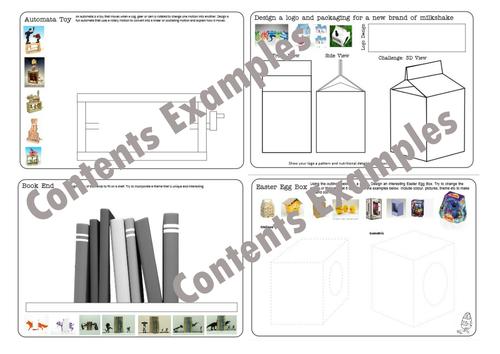 DT Emergency Cover or Homework Design Tasks