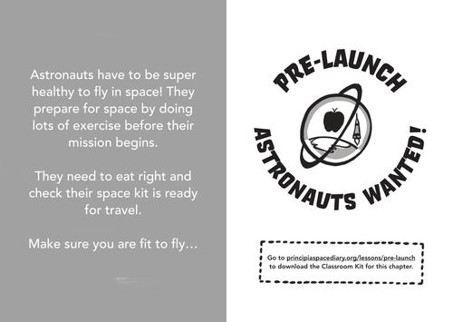astronaut space diary - photo #18