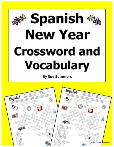 vocabulary for spanish essay