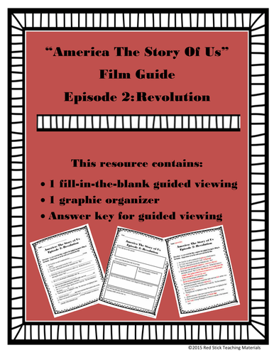 America The Story Of Us Episode 3 Quiz And Worksheet Westward By