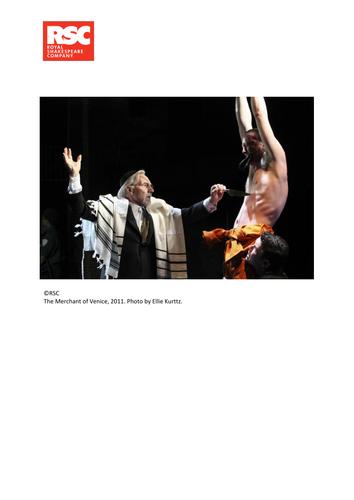 The Merchant of Venice: Shylock Gallery