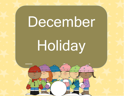 Holiday Fact Cards
