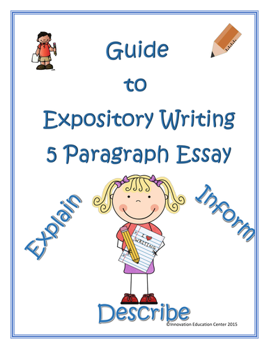 Expository Writing Outline