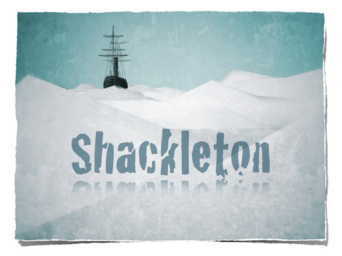 Shackleton and Endurance - A Multi Media Introduction