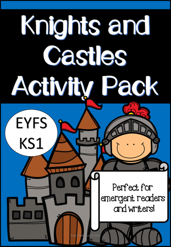Knights and Castles for EYFS and KS1