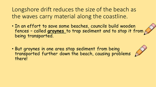 AQA A Coasts - 'Coastal Deposition'