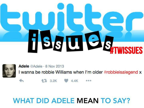 TWITTER ISSUES Volume 2 - Correct MORE Spelling and Grammar of Celebrities!