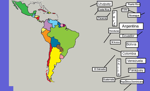 Latin american countries and capitals interactive whiteboard latin american countries and capitals interactive whiteboard activity by lonniedaizovi teaching resources tes gumiabroncs Images