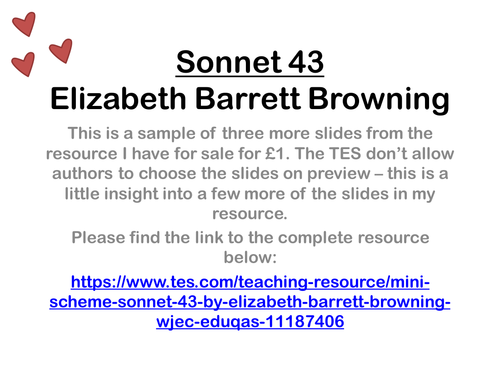 sonnet 93 by e barrett browning essay Why might sonnet 18 by francesco petrarcha be interpreted as a score read sonnet 13 by elizabeth barrett browning these custom papers should be used.