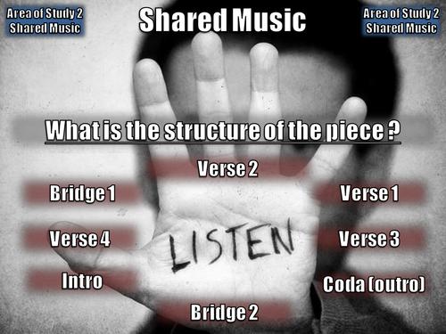OCR GCSE Music Listening - Concerto & Jazz