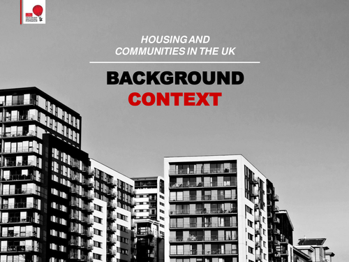 Housing and Communities in the UK