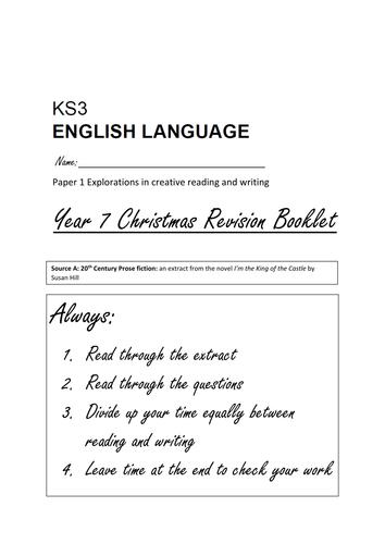 English language papers