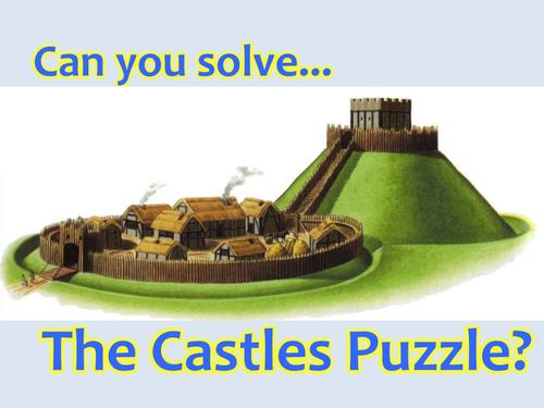 The Development of Castles puzzle!