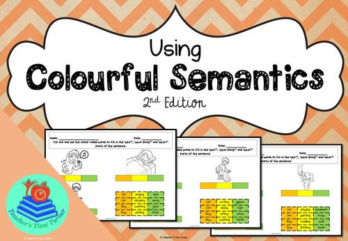Colourful Semantics 2nd Edition