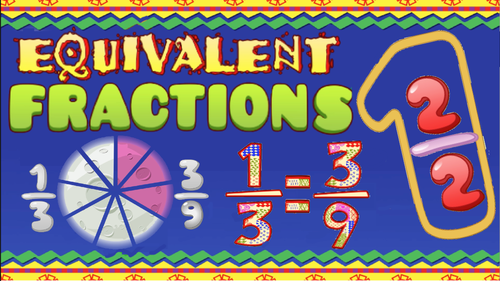 Equivalent Fractions Music Video [1080 HD]