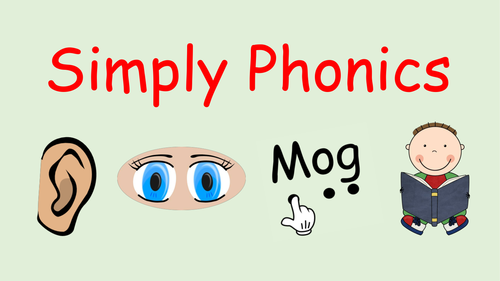 Phase 2 Phonics - Powerpoint to Introduce Set 3 with Blending