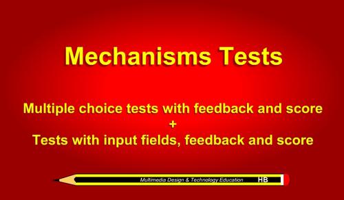 Mechanisms interactive tests