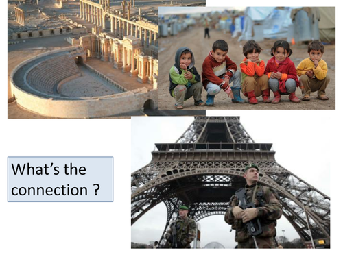 What is the impact of the Syrian Conflict ?