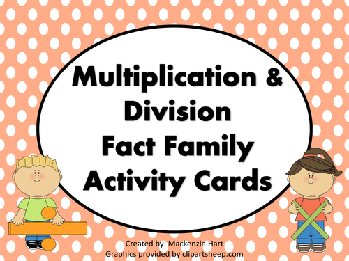 Fact Families Multiplication And Division Worksheet – Fact Triangles Multiplication and Division Worksheets