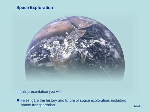 Space - Space Exploration