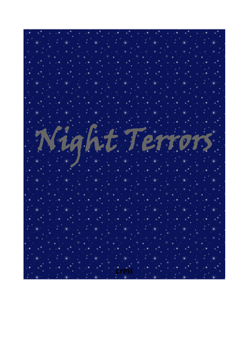 Night Terrors - Group Theatre Script