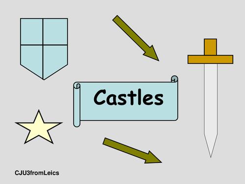 CASTLE activities. Home or school.