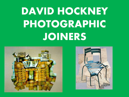 Joiner Photography David Hockney