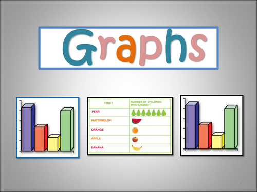 Handling Data- Introducing Block Graphs, Pictograms and Tally Marks