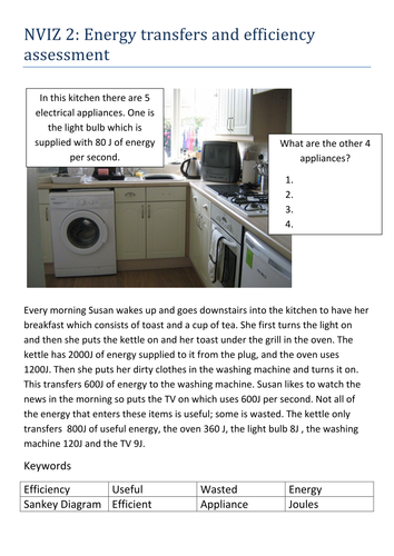 Life without levels written assessments for KS3 (Year 8)
